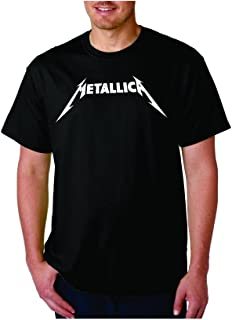 black metallica shirt