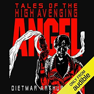 Tales of the High Avenging Angel #1-3 Titelbild