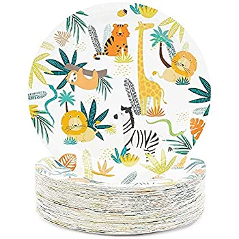 zoo plates