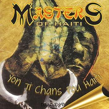 Yon Ti Chans Pou Haiti (Dj Skindymix Remix)
