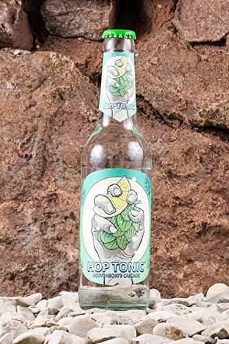Braumanufaktur Hertl - Hop Tonic Limonade mit Hopfen + Zitrone 0,33 l inkl. 8 ct Pfand