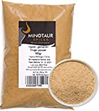 Minotaur Spices | Jengibre | Raíz de Jengibre molida | Jengibre en Polvo | Jengibre Suave | 2 X 500g (1 Kg)