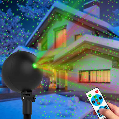 Christmas Lights Projector Laser Li…