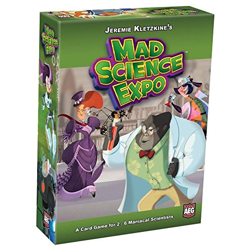 Alderac Entertainment ALD05886 - Mad Science Expo