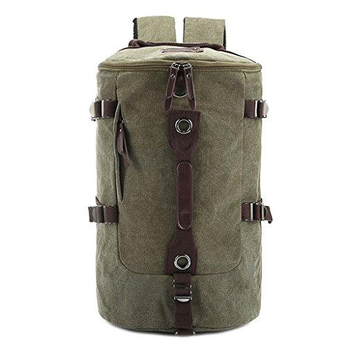 les épaules d'épaule portables toile escalade en plein air sac à dos de randonnée sac à dos de camping sac à dos