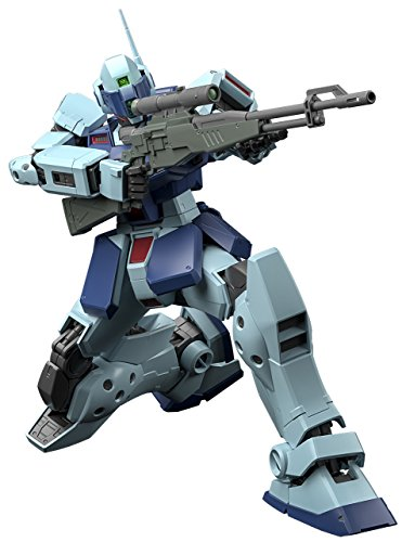 Bandai Hobby MG 1/100 GM Sniper II Gundam 0080 Action Figure