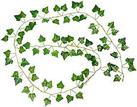 Verde REFURBISHHOUSE 5 Pulgada de la Fruta Artificial de UVA de Deco DIY