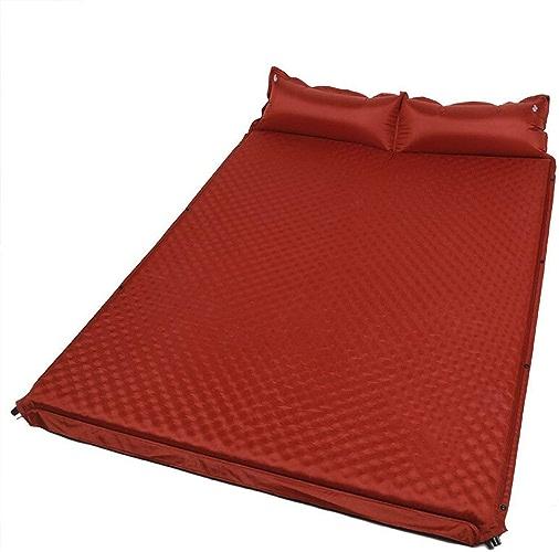TQBT Lit Gonflable Gonflable avec Coussin d'humidité pour lit Double Gonflable épaisseur 5 cm