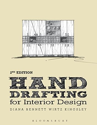 Compare Textbook Prices for Hand Drafting for Interior Design 2 Edition ISBN 9781609019976 by Wirtz Kingsley, Diana Bennett