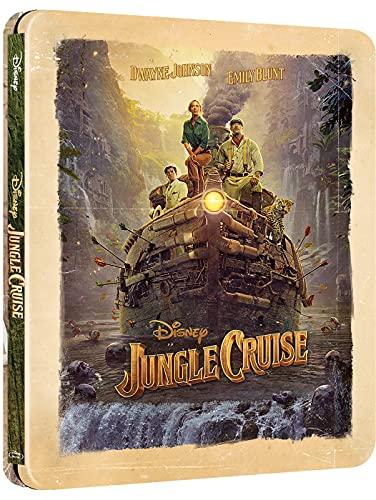 Jungle Cruise - Edición especial Steelbook [Blu-ray]