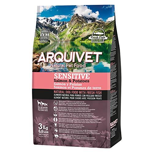 Arquivet Sensitive/Salmón y Patatas 3 kg