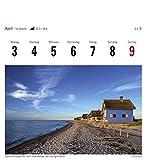 Ostseeküste – Kalender 2017: Sehnsuchtskalender, 53 Postkarten - 12