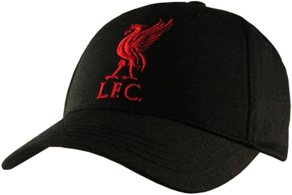 Liverpool FC Ranking TOP14 - Authentic EPL Black Cap Baseball Ranking TOP2 Logo