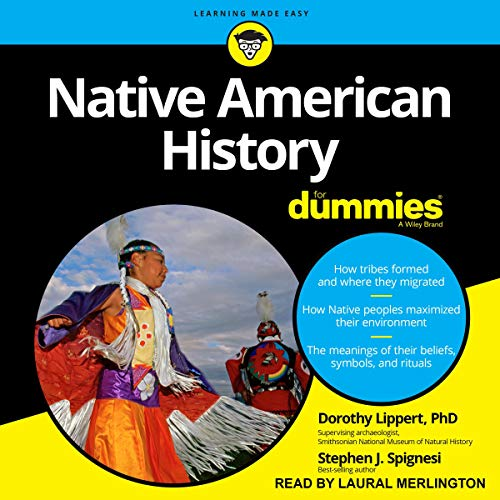 Native American History for Dummies cover art