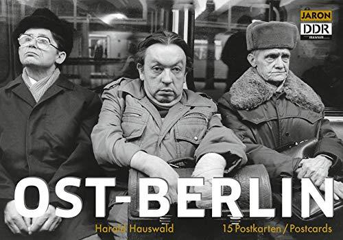 Ost-Berlin: 15 Postkarten / Postcards