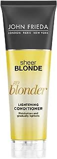 Jf Sb Go Blonder Lightening Cond-245Ml, John Frieda