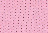 Westfalenstoffe * Nicki * Punkte rosa * 50 x 160 cm