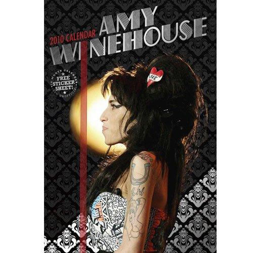 Amy Winehouse - Kalender 2010 Amy Winehouse