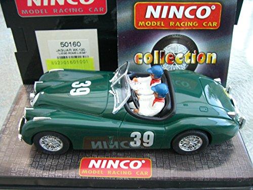 Ninco SCX Scalextric Slot 50160 Compatible Jaguar XK-120