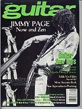 Guitar for the Practicing Musician Magazine JIMMY PAGE Led Zeppelin EDDIE VAN HALEN Randy Rhoads IAN MOORE Pavement ROBERT CRAY August 1995 C