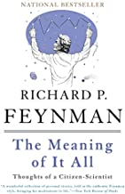 feynman the meaning of it all