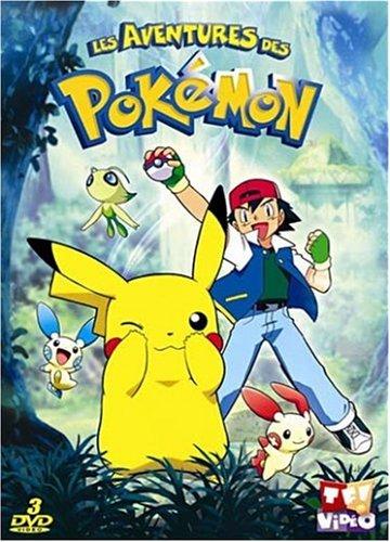 Les aventures de Pokemon - Coffret 3 DVD