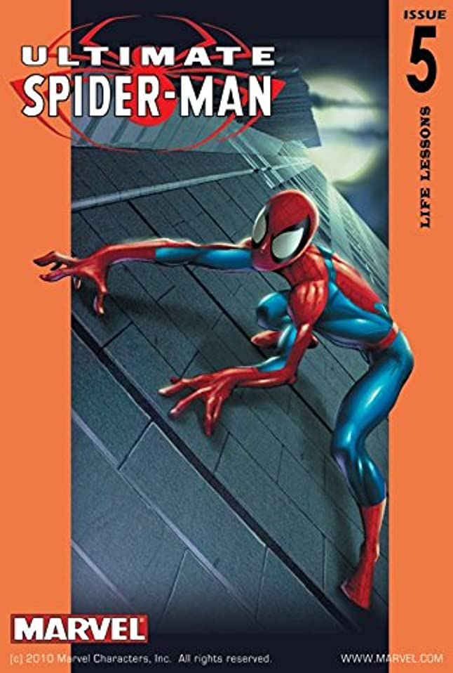 設計タック代理人Ultimate Spider-Man (2000-2009) #5 (English Edition)