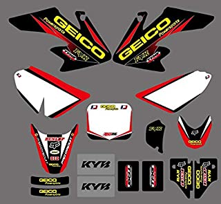 D-Modernlife-0064New Style Team Graphics&Backgrounds Decals Stickers Kits For Honda Crf50 Crf50F 2004 2005 2006 2007 2008 2009 2010 2011 2012