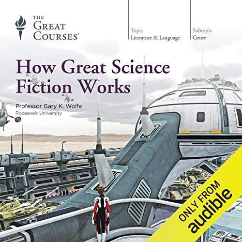 How Great Science Fiction Works cover art