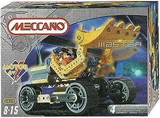 Meccano Bulldozer w/motor