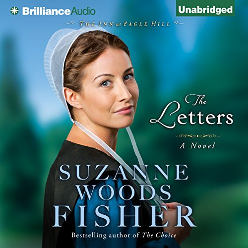 The Letters audiobook cover art