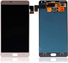 "For Gionee Marathon M5 Plus M5plus LCD Touch Screen Digitizer Sensor Display Panel Screen Assembly Digital (Color : Gold, Size : 6.0"")"