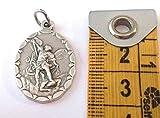 Zoom IMG-2 medaglia san michele arcangelo ovale