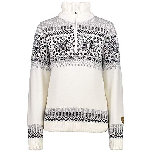 CMP Damen Knitted Pullover, Größen Textil:42