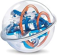 ➱ Kugellabyrinth, 20 cm Durchmesser ➱ 3D Labyrinth Ball mit 80 Hindernissen ➱ Labyrinth mit Kugel, perfektes Kobelspiel für Kinder ➱ Fördert die Kreativität von Kindern ➱ Versand aus Deutschland in der Originalverpackung
