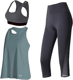 Yoga Wear Women's Sport Suits Sweatsuits Hurdle Back Design Yoga Jogging Tracksuits