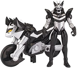 Power Ranger Jungle Fury Power Ranger Cycles with 5