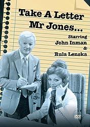 Take a letter Mr Jones on DVD