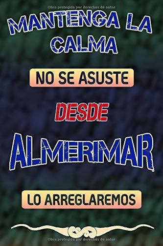 Pas de panique, nous allons le réparer depuis Almerimar lo arreglaremos: Cuaderno | Diario | Diario | Página alineada