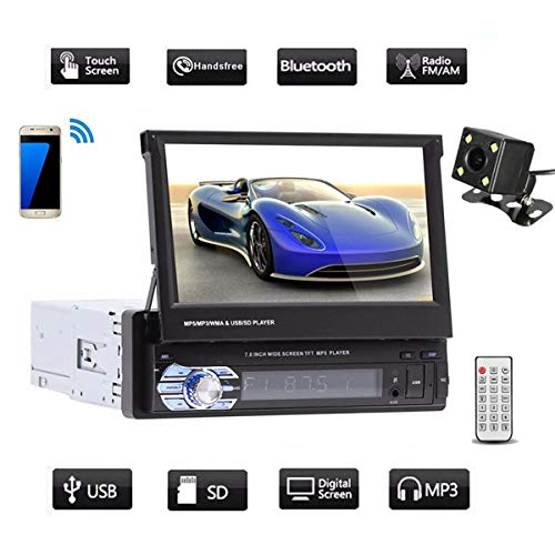 GOFORJUMP 1Din Car Audio HD Digital 7\