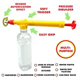Webzaar Indoor/Outdoor Gardening Cold Drink/Juice Bottle Attachable Spray