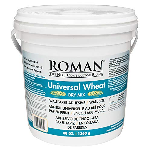 ROMAN 209505 3 lb. Universal Wheat Wallpaper Paste