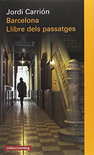 Barcelona. Llibre dels passatges (Llibres en català)