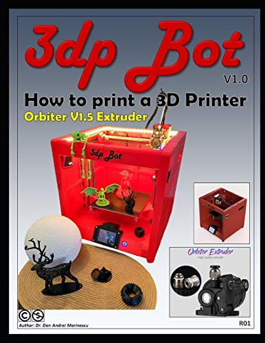 How to Print a 3D Printer: 3dp Bot with Orbiter Extruder