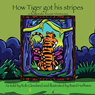 How Tiger Got His Stripes cover art
