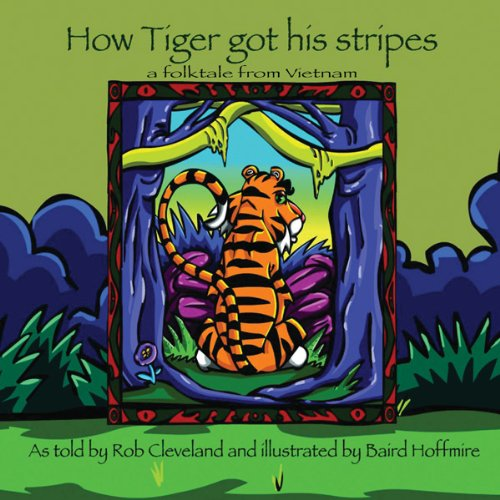 How Tiger Got His Stripes Titelbild
