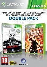 Paquete Splinter Cell: Double Agent + Rainbow Six Vegas