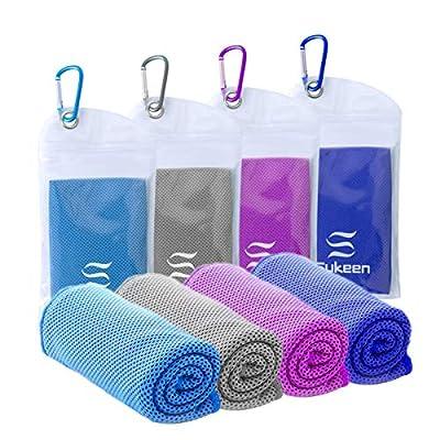 Sukeen Kühlendes Handtuch Sporthandtuch