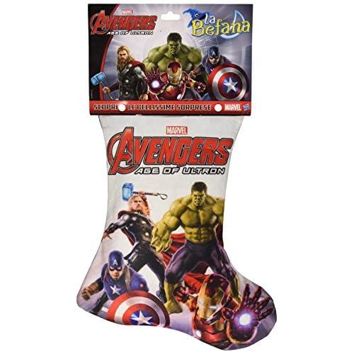 Avengers B78644530 - Calza Epifania