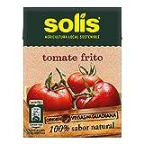Solis Tomate Frito Brick Tomate sin Gluten, 350g